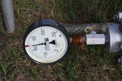 manometer stockfoto