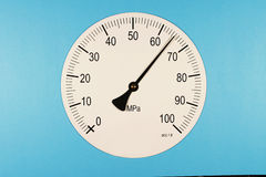 Manometer. Stock Images