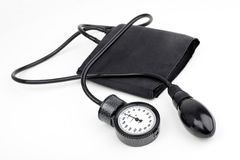 Manometer for blood pressure Stock Photos