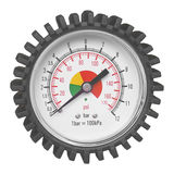 Manometer instrument Royalty Free Stock Photo