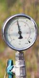 Manometer instrument Stock Photo