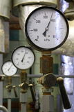 Manometer pressure Royalty Free Stock Images
