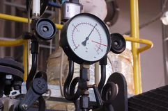 Manometer pressure Royalty Free Stock Photos