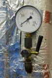 Manometer pressure Royalty Free Stock Photos