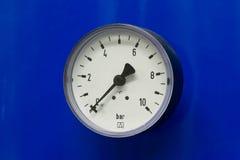 Manometer pressure Royalty Free Stock Photo