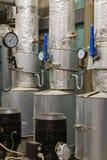 Manometer pressure Royalty Free Stock Image