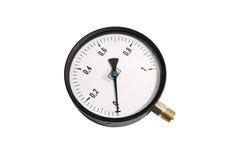 Manometer. Stock Images