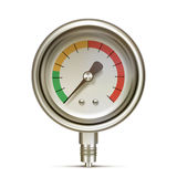 Manometer Royalty Free Stock Photo