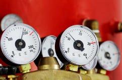 manometers Stock Fotografie