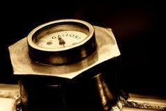 manometro Fotografia Stock Libera da Diritti
