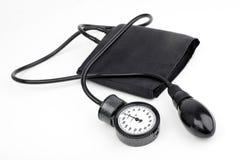 Manometro per pressione sanguigna Fotografie Stock