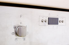 Manopola del forno Fotografia Stock Libera da Diritti