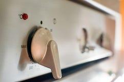 Manopola del forno di Vintagemodern Immagine Stock Libera da Diritti