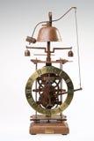 Manopola di orologio di sguardo antica Immagini Stock
