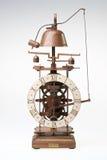 Manopola di orologio di sguardo antica Immagini Stock Libere da Diritti
