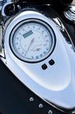 Manopole della motocicletta Fotografia Stock