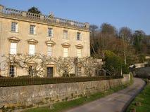 Manor stock fotografie