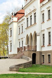 Manor. Summer in Lithuania, Rokiskis Stock Image