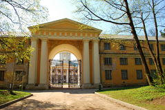 Manor Arkhangelskое. Imperial Gate. Stock Photos