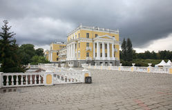 Manor Arkhangelsk. Royalty Free Stock Images