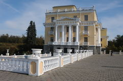 Manor Arkhangelsk Royalty Free Stock Photography