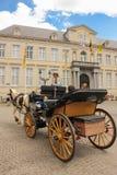 Manor of Brugse Vrije. Burg square. Bruges. Belgium Royalty Free Stock Photography