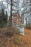The manor complex Bykovo, built in 1780 by architect Bazhenov. royalty free stock photos