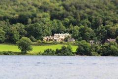 Manor, Coniston, het UK Royalty-vrije Stock Fotografie