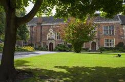 Manor de rey en York Imagenes de archivo
