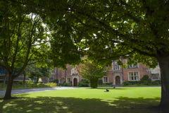 Manor de rey en York Imagen de archivo libre de regalías