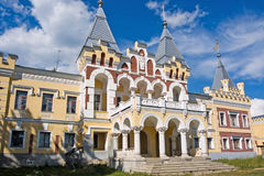Manor estate of Baron von Derviz in Kyritz. Ryazan region Stock Images