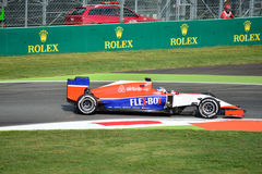 Manor F1 Team Marussia MR03 driven by Will Stevens at Monza Stock Photo