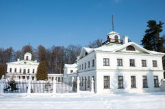 Manor of the great Russian poet Lermontov Royalty Free Stock Photos