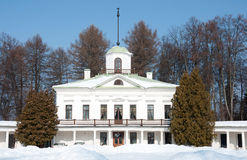 Manor of the great Russian poet Lermontov Stock Photography