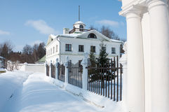 Manor of the great Russian poet Lermontov Stock Photo
