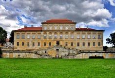 Manor hause Duchcov Stock Image