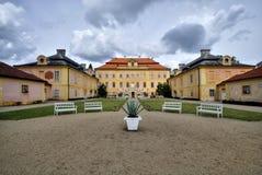Manor hause Krasny Dvur Stock Image