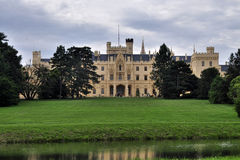 Manor hause Lednice Royalty Free Stock Photography