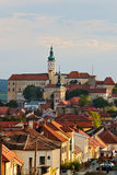 Manor hause Mikulov Stock Photo