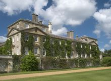 Manor House. Bowood House in Wiltshire England Stock Images