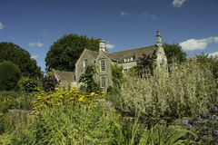 Manor House. Beutiful manor house in Lacock village Stock Image
