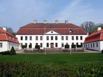 Manor House. Suuremõisa Manor House royalty free stock photos
