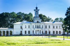 Manor house. In Birzai city, Lithuania Royalty Free Stock Image
