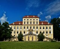 Manor house Cerveny hradek. In the Czech Republic Stock Photography