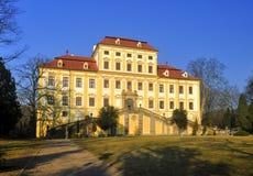 Manor house Cerveny hradek Stock Image