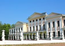 Manor house of the eighteenth century Royalty Free Stock Images