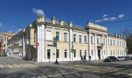 Manor house of General Orlov Royalty Free Stock Images