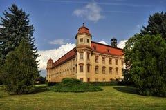 Manor house Holesov Stock Photo