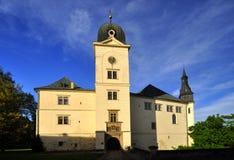 Manor house Hruby Rohozec Royalty Free Stock Photos