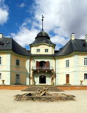 Manor house Manetin. Manor hause in czech republic Royalty Free Stock Photography